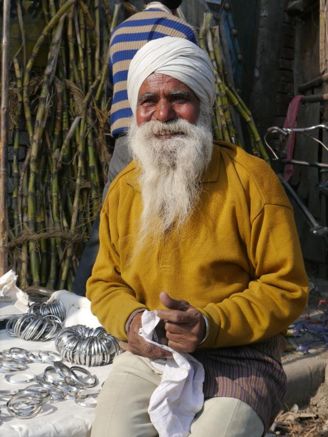 Sikh Bracelet Merchant